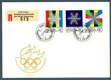 LIECHTENSTEIN - 1983 - Giochi olimpici invernali a Sarajevo 1984 - (MR)