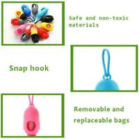 Portable Removable Nappy Bag Pet Dog Diapers Bag Abandonable Rubbish Bag Outdoor