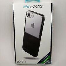 Dash X-Doria for iPhone 8 / 7 - Black Leather NEW IN BOX