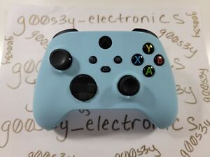 NEW Custom Xbox Series One / X / S Light Blue Wireless Controller