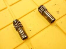 93 skidoo formula mach 1- type 670 parts: BOTH piston PINS and BEARINGS