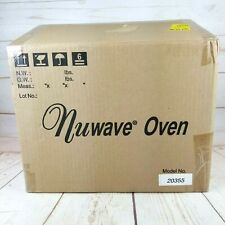 Nuwave Pro Infrared Oven Model #20355 Brand New Complete In Open Box