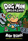 Dog Man Unleashed (Dog Man #2): From the Creator of Captai - VERY GOOD