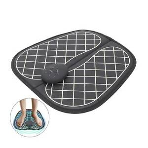 Foot Massager Mat Electric Feet Massage Pad Blood Muscle Circulation Relief Pain