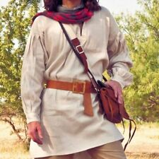 18th Century Rifleman's Pullover Shirt Hunting Black Powder Fur Trade Clothing