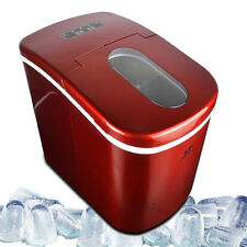 Stainless Steel Ice Maker Portable Countertop Freestanding Icemaker 26Lbs /Day