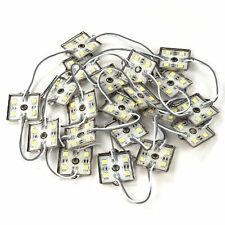 4-LED 5050 SMD Module White Waterproof Modules 12V-20pcs