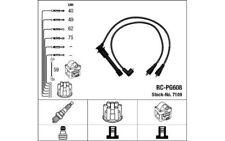 NGK Juego de cables encendido FIAT DUCATO CITROEN C25 PEUGEOT 505 J5 J9 7109