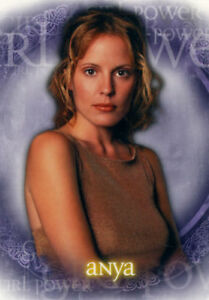 Buffy the Vampire Slayer Season 5 Girl Power Box Loader Card BL3