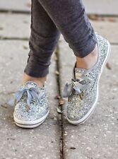 dc0ec66c94d7 KEDS x KATE SPADE NEW YORK - CHAMPION - Silver Glitter - KIDS   GIRL S -