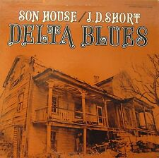 Son House / J.D. Short – Delta Blues LP - sealed delta blues classic