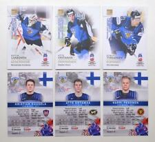 2019 BY cards IIHF World Championship Team Finland Pick a Player Card