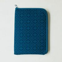 iPad Sleeve Zip Case Bag for iPad Mini, Tablet, Kindle eBook with Begonia Mansio