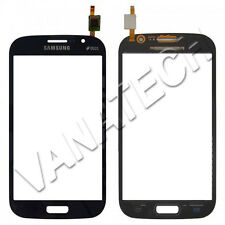 TOUCH SCREEN VETRO SAMSUNG GALAXY GRAND NEO PLUS GT I9060i NERO RICAMBIO VETRINO