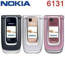 Nokia 6131 - Black (Unlocked) Cellular Phone