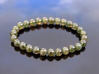 Kornerupine Natural Gemstone Bracelet 6-9'' Elasticated Healing Stone Chakra