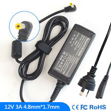 AC Power Adapter Charger for Asus Eee PC 1000H80GB 1000HA/Linux Netbook