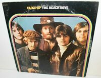 Close Up The Beach Boys Vintage LP Vinyl Record Album SWBB-253 2 Compilation