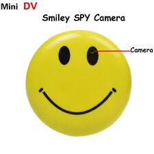 HD Smiley Smile Face Spy Camera Mini DV Digital Video Recorder Hidden Camcorders