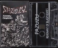 Pazuzu - Revenant of Blasphemies (Cri), Tape (Death Doom from Central America!)