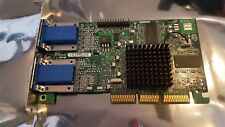 MATROX MGI G45+MDHA 16DLE REV. 203 MT05840 16MB DDR1 AGP 4x/8x Multi Monitor