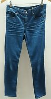 Ladies Jeans Size 6 Gap Blue * <J1903