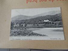 More details for postcard  p8 c10 inchnacaradoch house fort augustus glenmoriston pmk