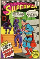 Superman #191-1966 fn- 5.5 Curt Swan / Otto Binder / Jim Shooter