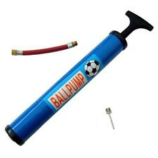 BIKE CYCLE FOOTBALL PUMP INFLATABLE FLEXI CONNECTOR MOUNTAIN CYCLE HANDY TYRE UK