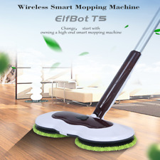 Automatic wireless smart mopping machine electric floor mop