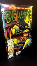 Beware Comic #11 in 3-D large 11x17