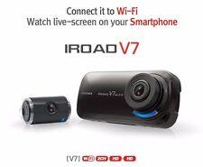 IROAD V7 DASH CAM Front & Rear 16GB DVR Recorder dash camera crash cam blackbox