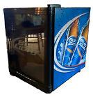 Bud Light mini fridge, Works Great, Keep Very Cold Beer, Adjustable Thermostat!! photo