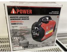 New A-iPower 2,000 Watts Portable Inverter Generator Gasoline-Powered SUA2000i