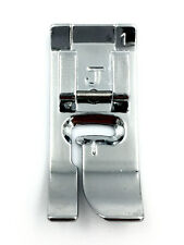 Genuine Brother Clip-On Zigzag Presser Foot (J) for various Models (as listed)
