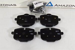 Bmw Original Repair kit brake pads asbestos-free Bremsbeläge Bremsklötze 6867175