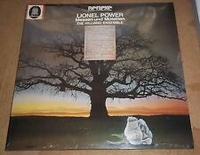 Hilliard Ensemble LIONEL POWER Masses & Motets EMI Reflexe 1C 069 46 402 SEALED