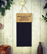 Blackboard Kitchen Market Trader To Do List Menu Cafe Tottenham Hotspurs FC