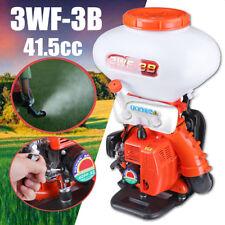 26L Backpack Petrol Power Agricultural Mist Duster Sprayer Blower Garden Tool o