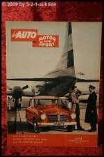 AMS Auto Motor Sport 2/56 Fiat 600 Multipla Goliath GP 900