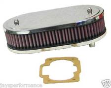 KN BOLT ON AIR FILTER (56-1150) FOR WEBER 36/40/42/44 DCNF (56 MM H)