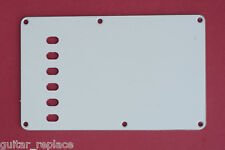 Cubierta Trasera Parchment Stratocaster Vintage Back Tremolo White Cover Strato