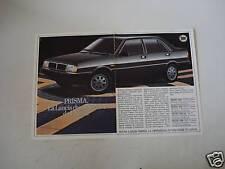 advertising Pubblicità 1983 LANCIA PRISMA