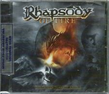 RHAPSODY OF FIRE THE FROZEN TEARS OF ANGELS + 2 BONUS TRACKS SEALED CD NEW