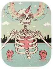 Skeleton Heart STICKER Decal Artist Tara Mcpherson TM55