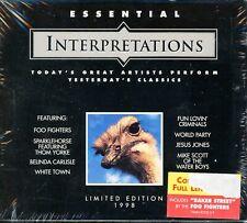 ESSENTIAL INTERPRETATIONS 2-CD Beatles/David Bowie/Pink Floyd/Queen/Foo Fighters