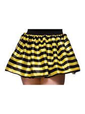 Adult Bumble Bee Tutu Skirt 80's Fancy Dress Hen Party Fun Run 1980s Accessories