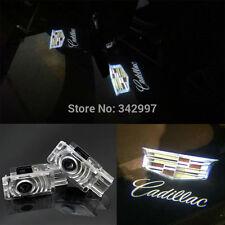 2x CREE LED Door Courtesy Laser Shadow Light For Cadillac SRX 2011-2016 XTS 2013