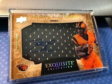 2014 UD Exquisite Brandin Cooks Fabric Dimensions RC Jersey Rams AUTO Autograph