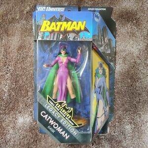 """DC UNIVERSE Classics Catwoman Action Figure 6"""" Inch High Nice Detailed Figure"""